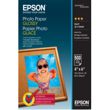 EPSON PHOT PAPER A6 GLOSSY (500 σελίδες)