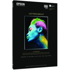 EPSON HOT PRESS BRIGHT PAPER A3+ (25 pages)