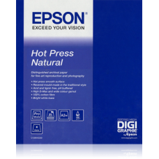 EPSON HOT PRESS NATURAL PAPER 42324 ROLL 2