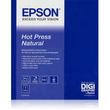 EPSON HOT PRESS NATURAL PAPER 42325 ROLL 111.8CM