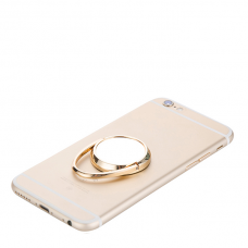 MOBILE RING HOLDER rotating (GOLD)