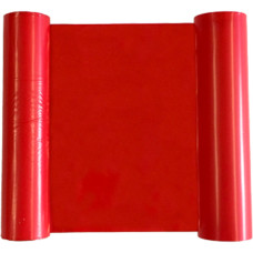 FOIL (110mm x 50m) RED water-proof