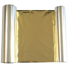 FOIL (110mm x 50m) GOLD water-proof