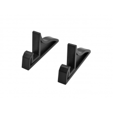 PLASTIC STAND BLACK (10 PIECES)